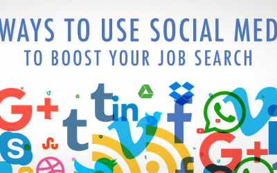 5 Ways to Use Social Media to Boost Your Job Search